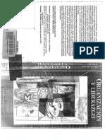 Organizacion y Liderazgo Completo Bolman Deal (1)