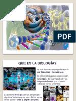 1. biologia ,historia, division
