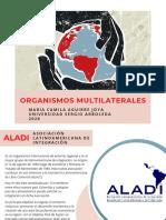 Organismos multilaterales