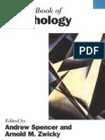 Handbook of Morphology