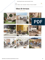 Inspiración galería terrazas, nuestros destacados _ Promart
