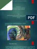 Cy k Actividad 8 - Cognición corporizada y vida cotidiana.pptx