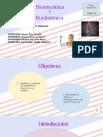 Biomecánica y Biodinámica EXPO COMPLETO