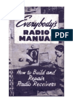 1943_How to build and Repair Radio Recievers