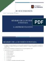 10. Sucesiones - Reégimen Suc Int - Repres