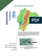 Cartografia Ecuador