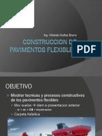 06 - Construccion de Pavimentos Flexibles