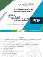 SEMANA 1 GEOLOGIA-CICLOS GEOLOGICOS-EL UNIVERSO-LA TIERRA-ISOSTACIA