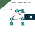 laboratorio area unica OSPFv2