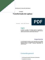 U3_Transformada de Laplace