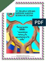 GUIA DE APRENDIZAJE INTEGRADO 2°