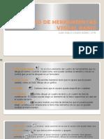 Cuadro Herramienta Visual Basic
