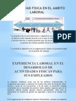 ACTIVIDAD 4 DEPORTE EN EL SECTOR EMPRESARIAL
