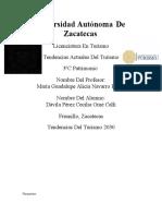 análisis del turismo en la actualidad.docx