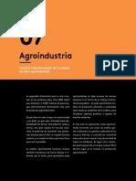 Capítulo 7. Agroindustria. Hacia la transformación de la cadena de valor agroindustrial I