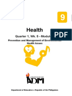 health9_q1_mod5_Prevention and Management of Environmental Health Issues_v3