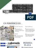 SEMANA 4 MATERIAL DE APOYO ESPAÑOL PERIODICO