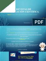Revistas de divulgación científica