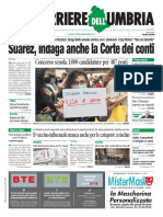 Rassegna stampa umbra e nazionale giornali in pdf, video, 29 settembre 2020