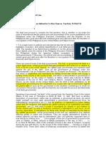 De facto govt defined in Kim Co Teh