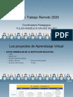 Nuestro Trabajo Remoto 2020