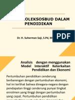 Materi Poleksosbud dalam Pendidikan 2020.pptx