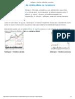 Retângulos – Padrão de continuidade de tendência