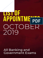 List of Appointments_oct19-1