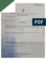 Mátrai Erőmű nyomozást megszüntető határozat