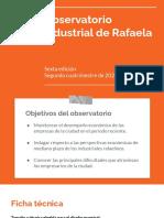 Observatorio Industrial. Sexta Edición (2)