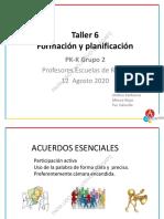 Taller 6 PK-K grupo 2 Andrea