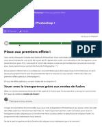 Place aux premiers effets ! - Débuter sur Adobe Photoshop ! - OpenClassrooms.pdf