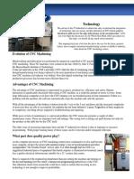 CNC Machine Protection