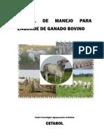 manual de manejo de ganado vacuno