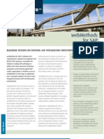 webMethods for sap