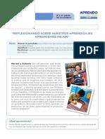 Matematica VII Ciclo Ficha de Trabajo Semana de Reflexion Ccesa007
