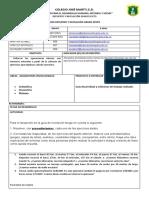 AR AREA DE MATEMATICAS 6