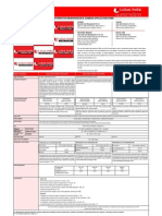 Lotus Mutual Fund (Debt & Equity) - 042008