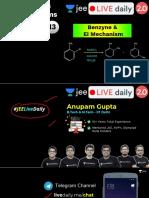 [L13] - (JLD 2.0) - Reaction Mechanisms- 26th Sept