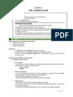 Curriculum-Development-and-Evaluation