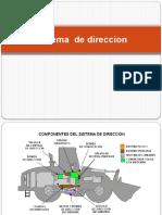 Sistema  de direccion 950 G