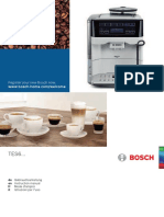 Bosch TES60351DE VeroAroma 300 Coffee Machine