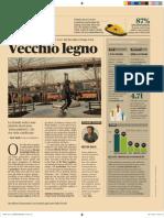 Hector Ducci and The Brooklyn Bridge Park in IL, Italian mag