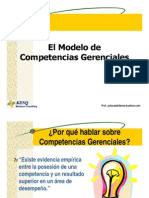 Modelo Competencias Gerenciales