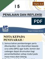 3. Slaid Modul 5 Penilaian dan Refleksi 2018 53s27ms (1).pptx