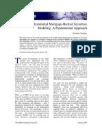 RMBSModeling