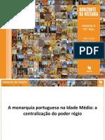 A monarquia portuguesa na Idade Média_ a centralização do poder régio