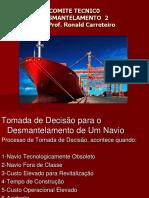 Apresentação Ronald Carreteiro - Sobena 02