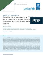 UNDP Rblac CD19 PDS Number19 UNICEF Salud ES