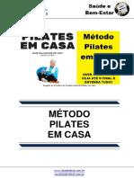 Método Pilates Em Casa